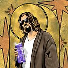 The Dude Big Lebowski by erikrose