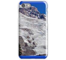 Nisqually glacier iPhone Case/Skin