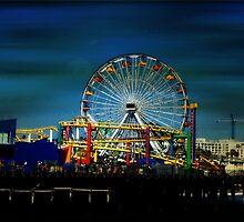 Ferris Wheel by lisa roberts