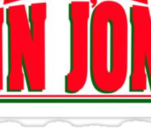 Martian Manhunter Pizza Sticker