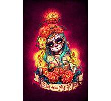 Día de los Muertos Photographic Print