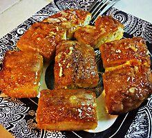 Homemade Cinnamon Squares by Scott Mitchell
