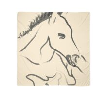Horse-foal-pure Scarf