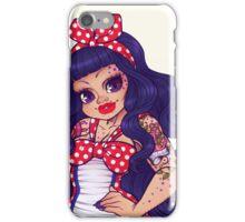 Rockabilly Naga Eliza iPhone Case/Skin