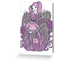 Sugar & Spice Tee Greeting Card