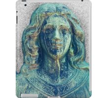 Pleurs Ange iPad Case/Skin