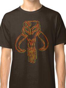 Bounty Hunter Emblem (Acid Scheme) Classic T-Shirt