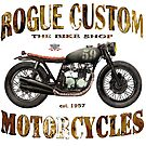 ROGUE CUSTOM HONDA by JohnLowerson