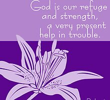 God is Our Refuge by TLPhotos