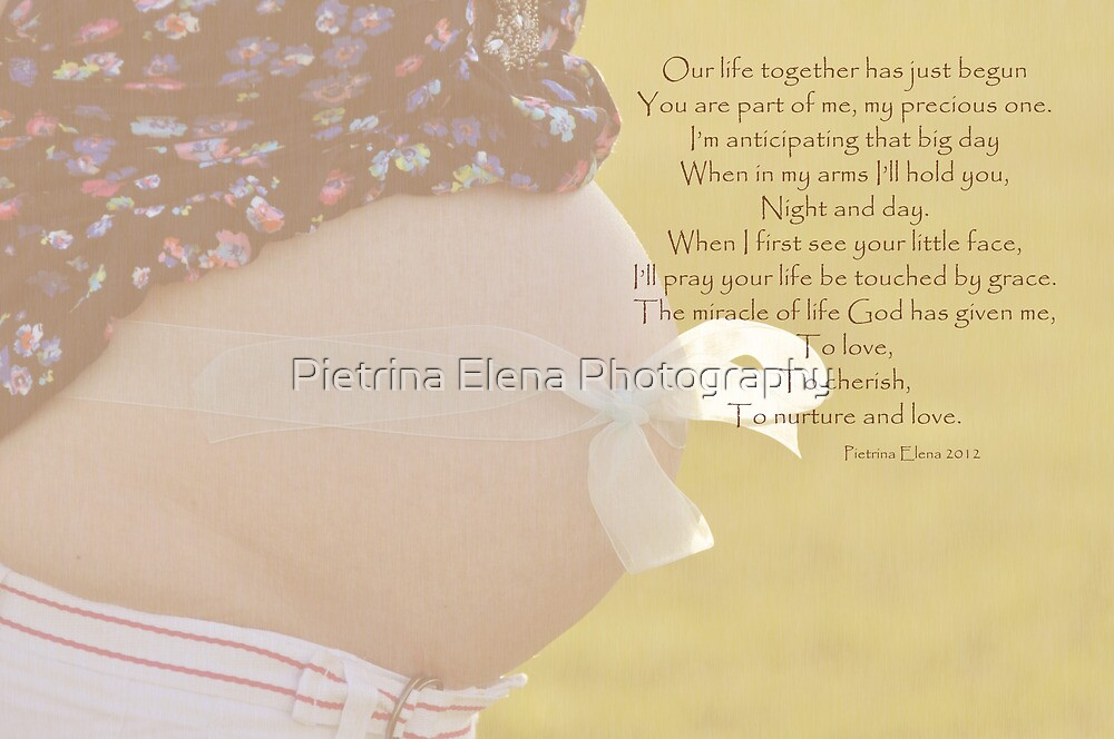 Precious One by Pietrina Elena Photography