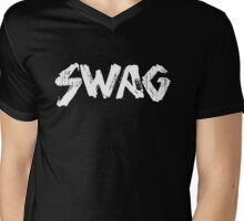SWAG Mens V-Neck T-Shirt