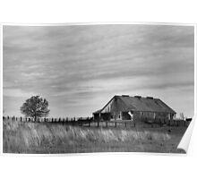 Prairie Farm Poster