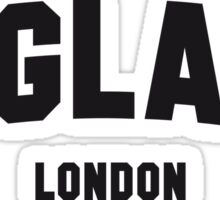ENGLAND LONDON Sticker