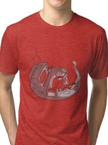 Playin' Ya'self Tri-blend T-Shirt