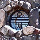 Chunky window by Nancy Richard