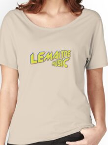 Lemaitre Music Women's Relaxed Fit T-Shirt