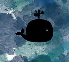 Whale by RenJean