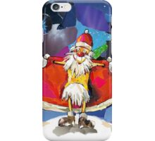 Santa Claus is Coming to Town! iPhone Case/Skin