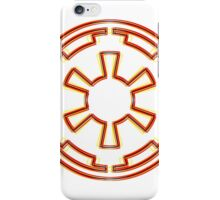 Galactic Empire Emblem (Acid Scheme) iPhone Case/Skin