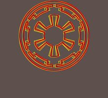 Galactic Empire Emblem (Acid Scheme) Unisex T-Shirt