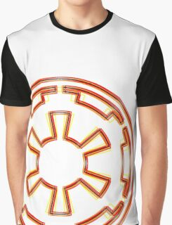 Galactic Empire Emblem (Acid Scheme) Graphic T-Shirt