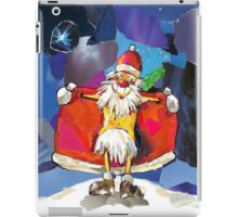 Santa Claus is Coming to Town! iPad Case/Skin
