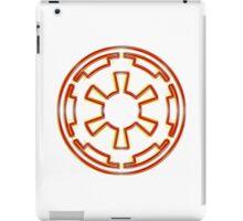 Galactic Empire Emblem (Acid Scheme) iPad Case/Skin