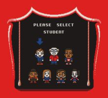 PLEASE SELECT STUDENT by DREWWISE