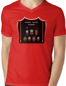 PLEASE SELECT STUDENT Mens V-Neck T-Shirt