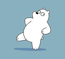 Icebear / We Bare Bears by vladmartin