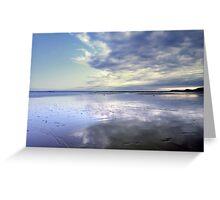 Sunrise at Smiths Beach. Greeting Card