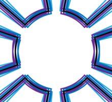 Galactic Empire Emblem (Alkali Scheme) Sticker