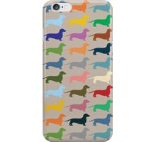 Dachshunds iPhone Case/Skin