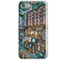 After Snow , Sapporo JR station iPhone Case/Skin