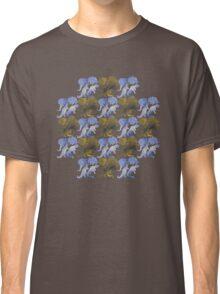 dino mix pattern Classic T-Shirt