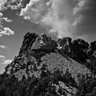 Mt. Rushmore - South Dakota - U.S.A. by Vincent Frank