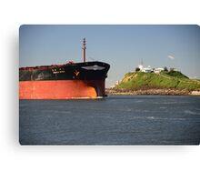 DONG-A RHEA CARGO SHIP  Canvas Print