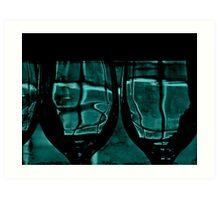 Wine tasting, anyone? l Art Print
