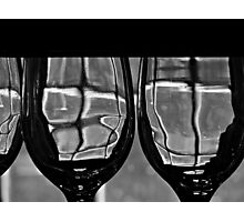 Wine tasting, anyone? lI Photographic Print
