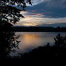 Summer Sunset by Jeanne Sheridan