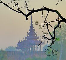 Tenderly,  the dawn of Mandalay by Brian Bo Mei