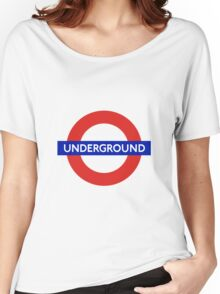 Underground Women's Relaxed Fit T-Shirt