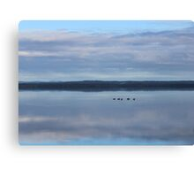 Serenity Lands Canvas Print