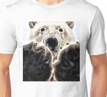 Wild nature - polar bear Unisex T-Shirt