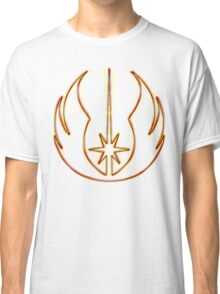 Jedi Order Emblem (Acid Scheme) Classic T-Shirt