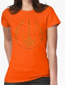 Jedi Order Emblem (Acid Scheme) Womens Fitted T-Shirt