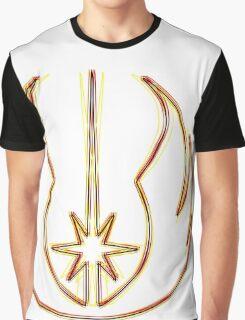 Jedi Order Emblem (Acid Scheme) Graphic T-Shirt