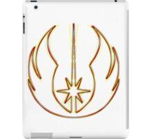 Jedi Order Emblem (Acid Scheme) iPad Case/Skin