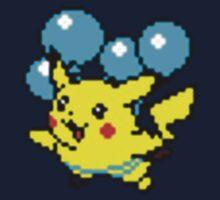 Flying Pikachu by zijing
