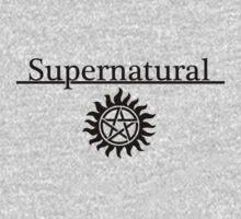 Supernatural protection Kids Clothes